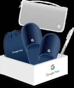 GooglePixel 3a docomoプレゼント