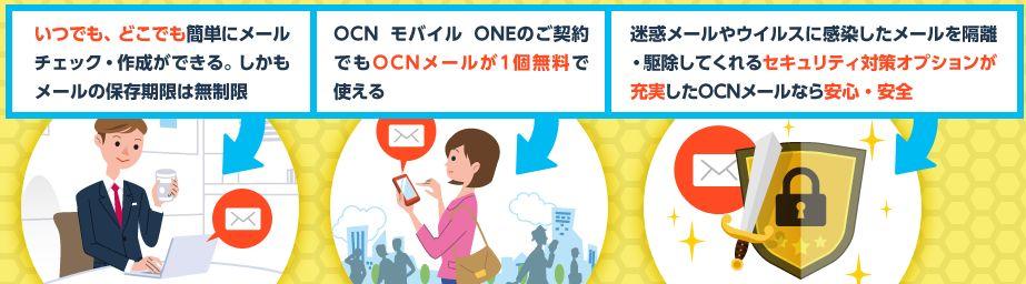 OCN Mail