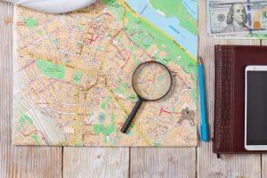 地図で検索する