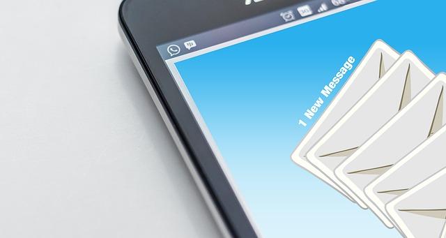 メールの送受信