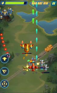 HAWK –フライトシューティングゲーム