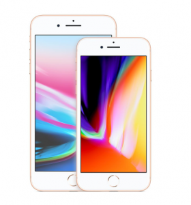 iPhone8シリーズ
