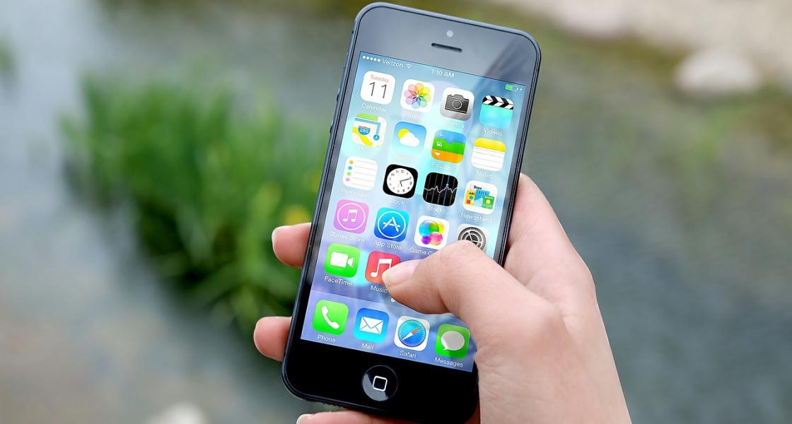 iPhoneのアイコンが勝手に点滅・消去中となる原因と対処方法
