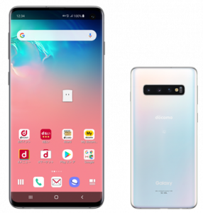Galaxy S10 SC-03L | スマートフォン | 製品 | NTTドコモ