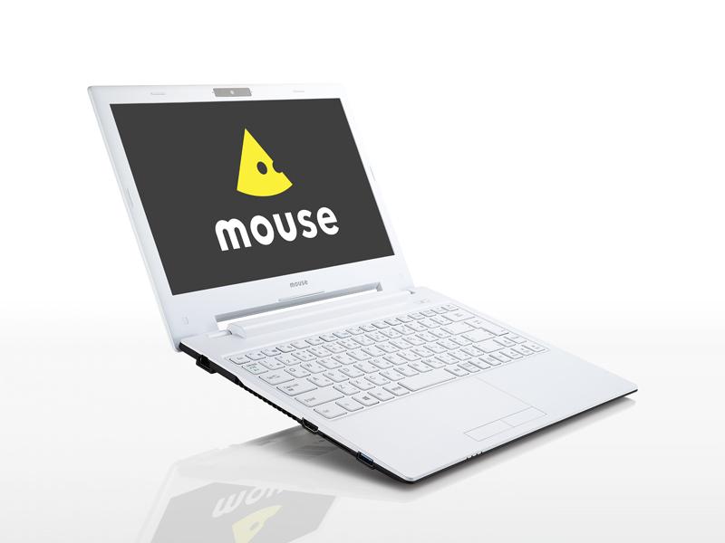 マウスコンピューターのノートパソコン m-Book J322E2N-S64