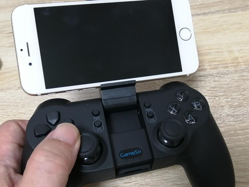 iPhone/iPadで使えるおすすめ人気ゲームコントローラーランキング