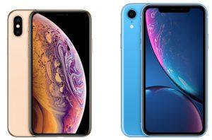 新型iPhone発売後のiPhone XSとiPhone XRの価格予想