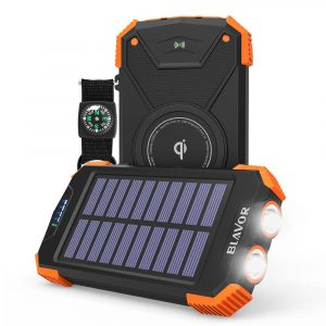 BLAVOR PN-W05 Solar Power Bank