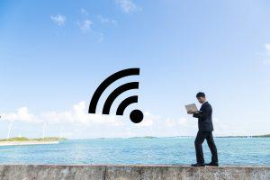 WiFiと男