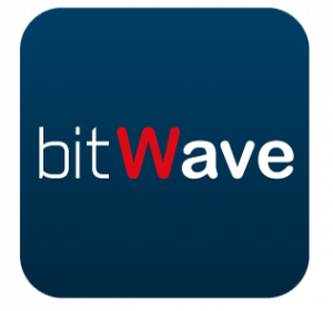 bitWaveアプリアイコン