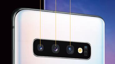 Galaxy S10のカメラ