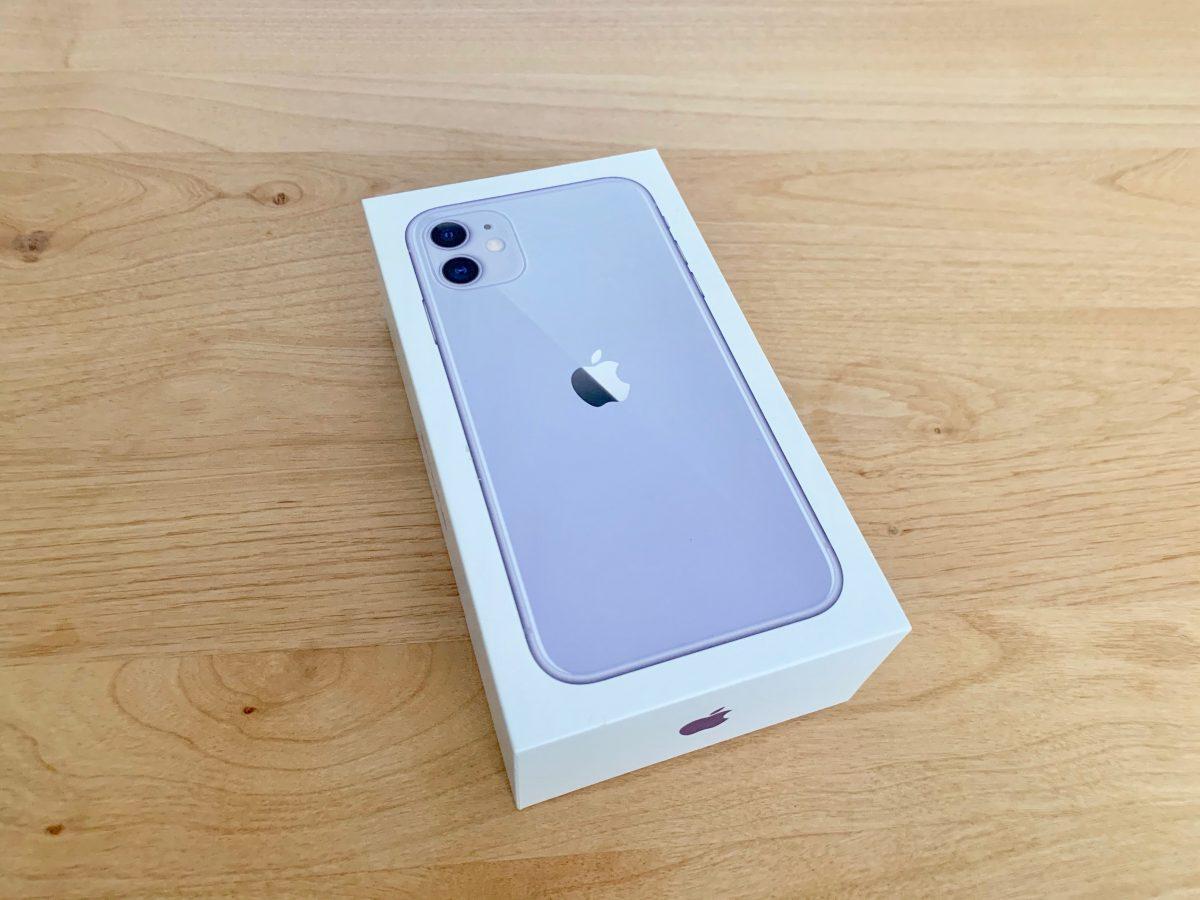 iPhone11箱
