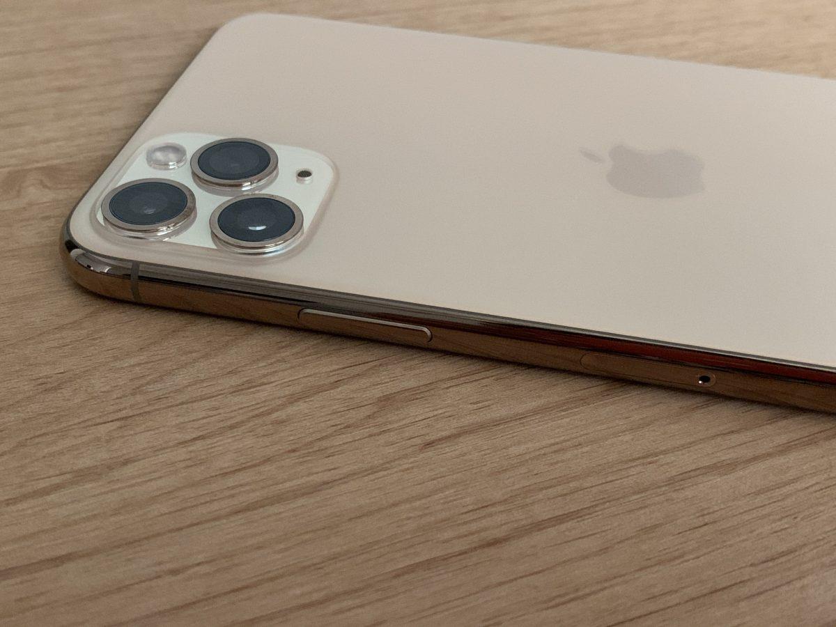 iPhone11ProMAXカメラ