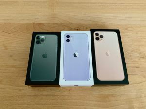 iPhone11Pro比較