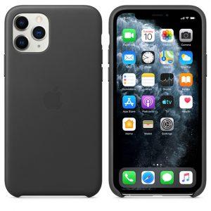 iPhone 11 Proレザーケース