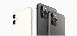 3つのiPhone