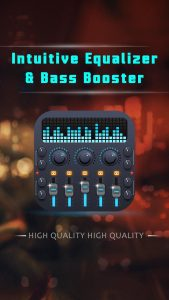 Equalizer+ HD music player - App Store