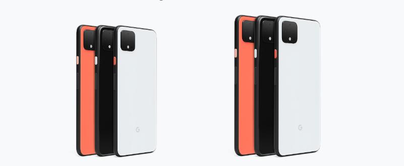 Google Pixel 4と4 XL