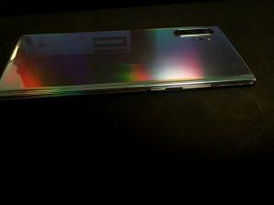 Galaxy Note 10+ - L;eft Side