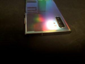 Galaxy Note 10+ - Top