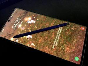 Galaxy Note 10+ - S Pen