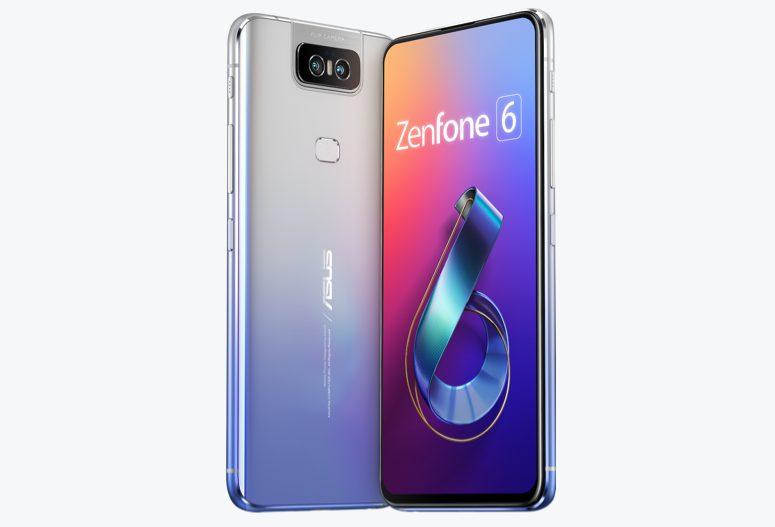 LINEモバイルのZenFone6