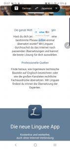 Galaxy Note 10+ Translate