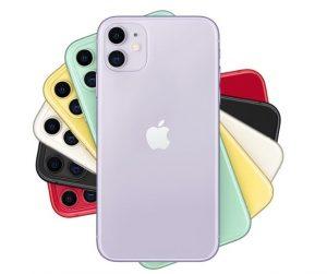 ドコモのiPhone 11