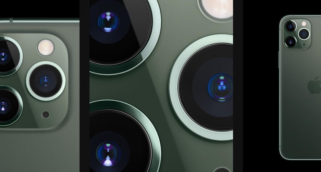 iPhone 11シリーズにナイトモード搭載|暗い所でも明るい写真が撮れる新機能
