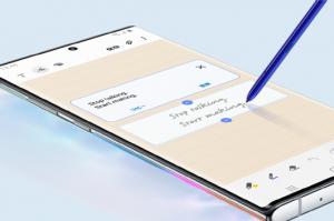 Galaxy Note10+ Sペンの利用イメージ