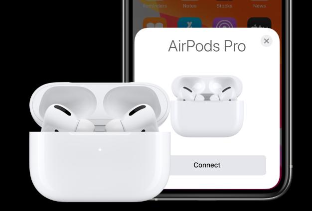 AirPods Pro接続方法