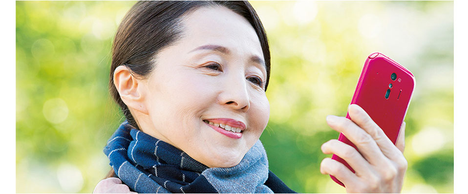 【2020年】高齢者におすすめのシニア向けスマホ3選|ドコモ・au・ソフトバンク