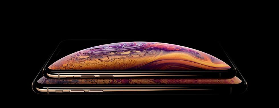 iPhone ⅩSの画像
