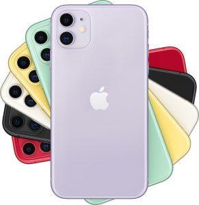 iPhone 11の画像