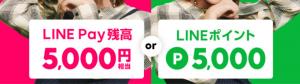 LINEモバイル冬のキャンペーン1