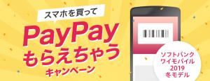 paypayもらえちゃうキャンペーン