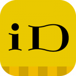 iDアプリのアイコン