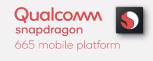 Snapdragon 665 Mobile Platform