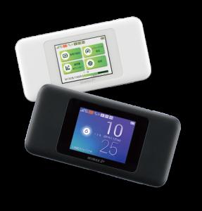 Broad WiMAX Speed Wi-Fi NEXT W06