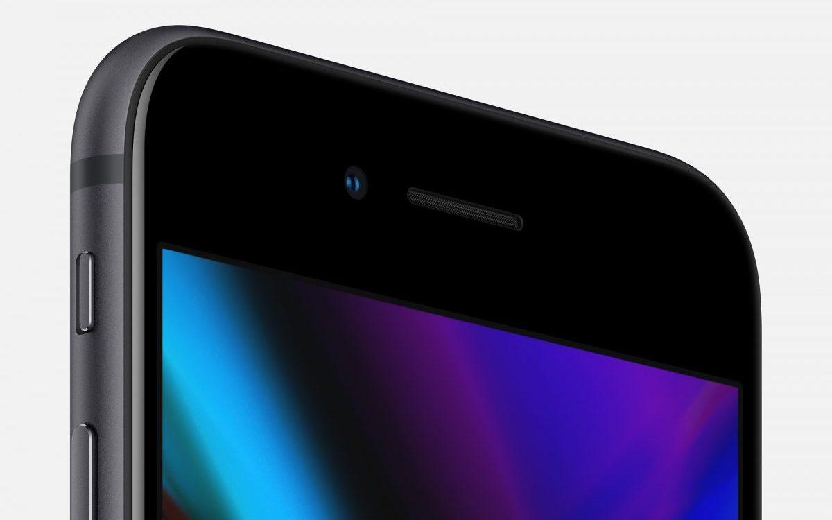 iPhone 8 ブラック