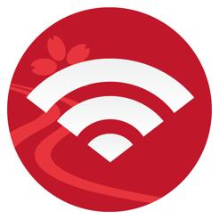 Japan Wi-Fiのアイコン