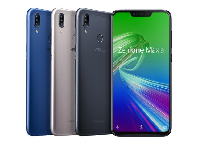 OCNモバイルONEのZenFone Max