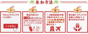 JALお年玉くじに参加する方法