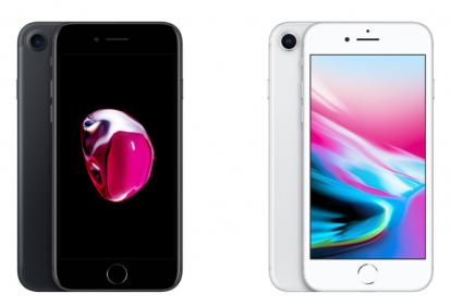 iPhone 7 iPhone 8