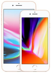 iPhone8とiPhone 8 Plus