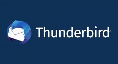 Thunderbirdロゴ
