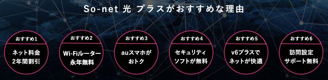 so-net 光プラス