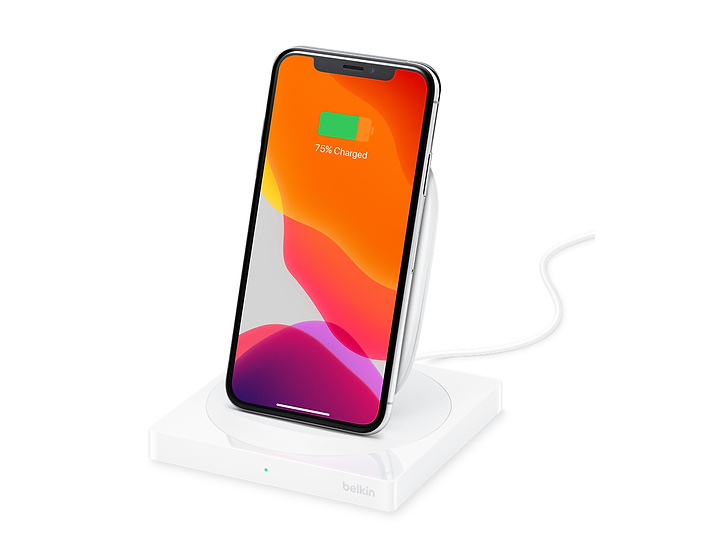 Belkin-BOOST-CHARGE-Wireless-Charging-Stand-Special-Editionの製品画像