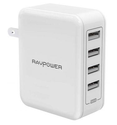 RAVPower USB充電器