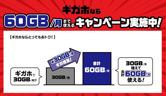 ドコモ「ギガホ増量キャンペーン2」期間は2020年5月1日~
